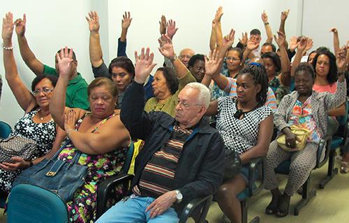 Patrões apresentam contraproposta salarial e Sindicato convoca assembleia
