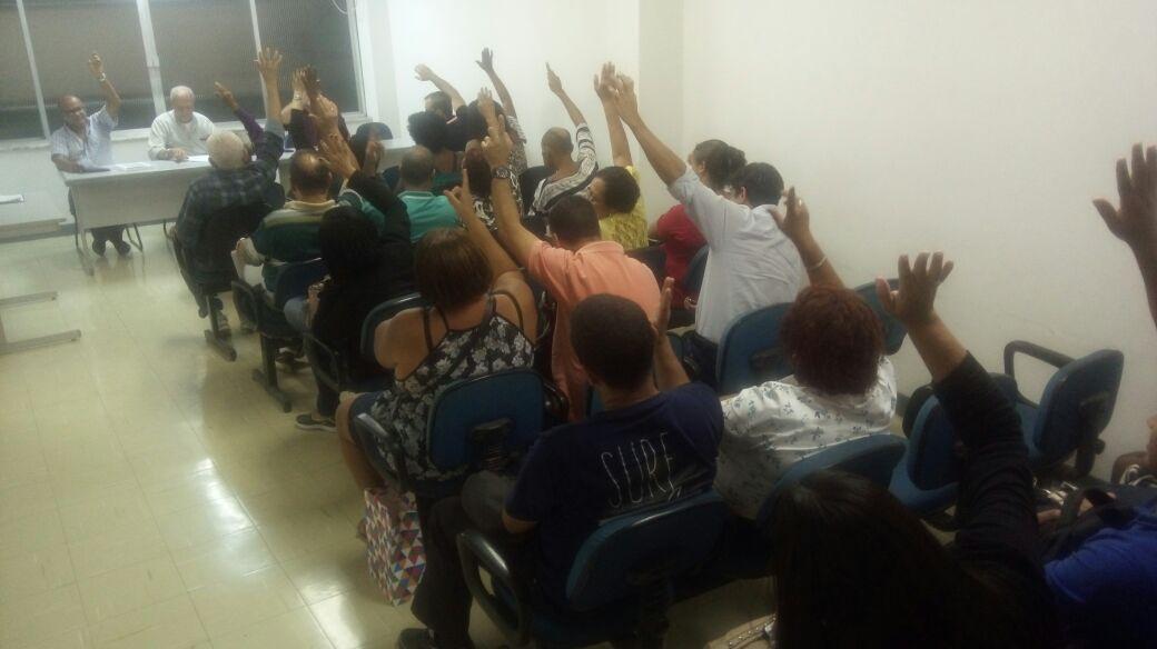 Assembleia inicia Campanha Salarial e pede 8% de aumento