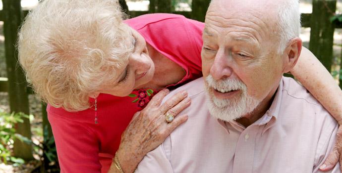Idosos: saiba como agir com o doente de Alzheimer